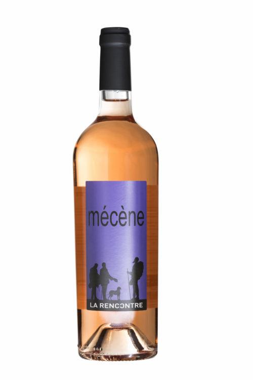 vin mireval muscat sud france rosé domaine rencontre